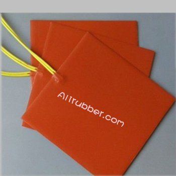Machinery Silicone Heater/Pads/Mats/Sheets/Plate