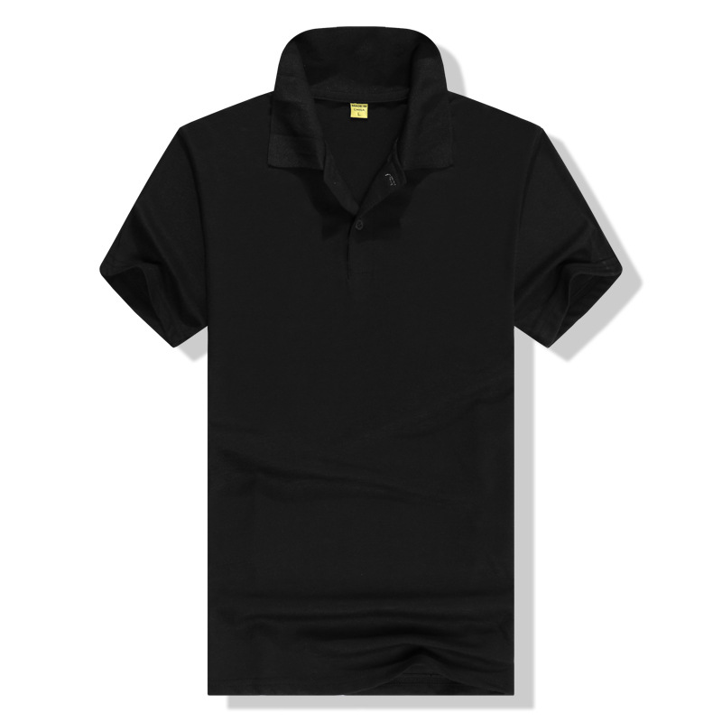 Manufacture Custom Printing Design Man's Polo Printed T Shirt For Work Uniform