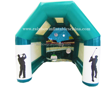 Practice Inflatable Golf Net And Cage For Sale