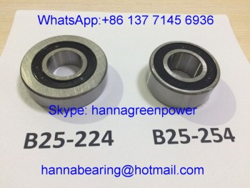 825-224 6205V Ceramic Ball Bearing ; 6205V 825-224 / 825-224a Servo Motor Bearing 25x62x16mm