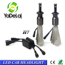 Amazing super powerful led car headlight kit H7 Led Light Replace for Halogen or HID Bulbs