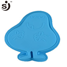100% Food Grade Silicone Cartoon Character Cake Mold 3d Bakeware Silicon Kitchenware
