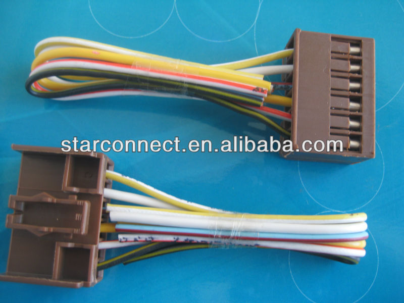 cable waterproof connector with wire
