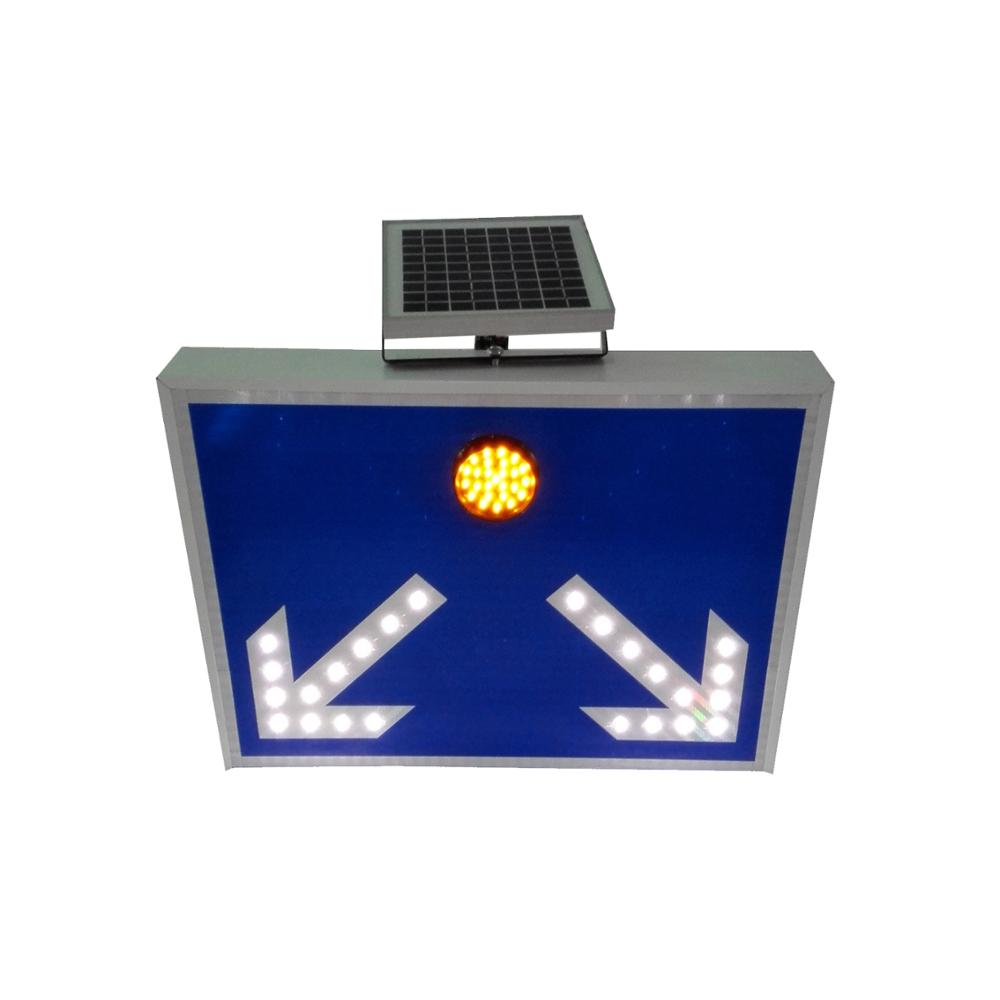 Power solar speed limit display led stop sign led module traffic sign
