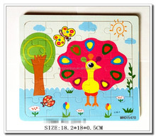Wooden puzzle toy promotion toy hot selling item