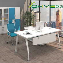 Hot sale executive desk for used office furniture, executive office table specifications