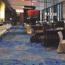 Custom Printed Restaurant Nylon Carpet T-A11 Series