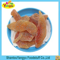Sour And Sweet China Export Cheap Price Pawpaw Dried Fruit
