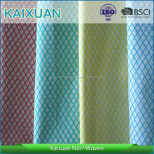 [Factory] semi disposable chemical bond nonwoven J cloth,diamond wipes,jay-cloth