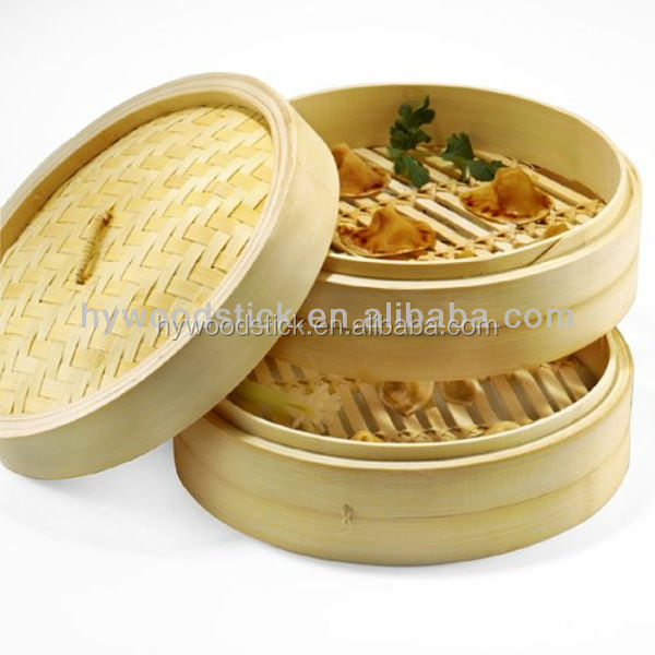 Wholesale Eco-friendly Round Commercial Food Steamer
