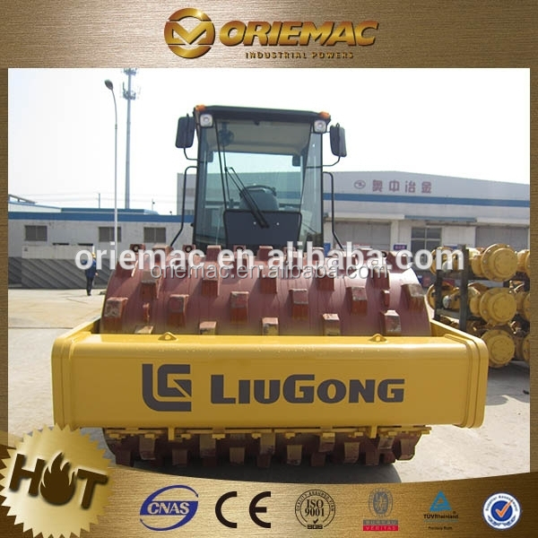 Liu Gong types of road roller 625H new road roller price for sale