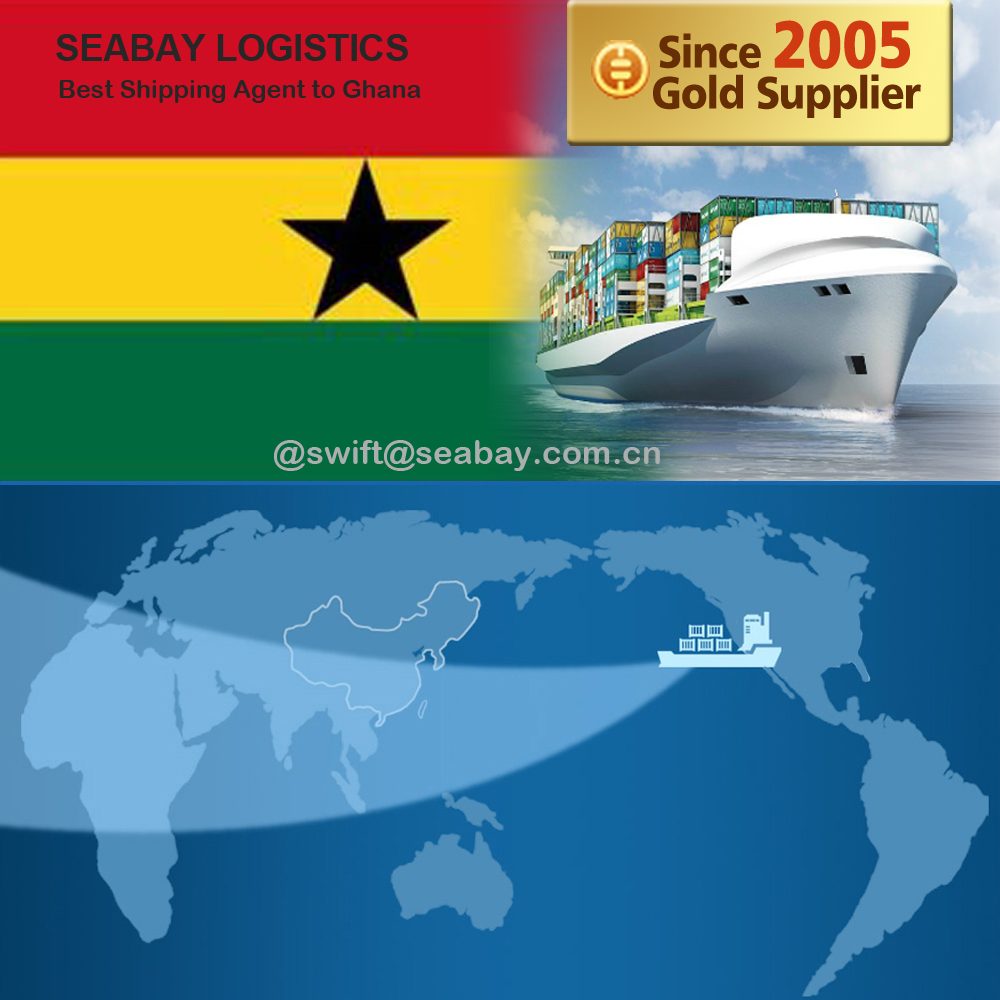 Cheap Fast Shipping from China to Ghana