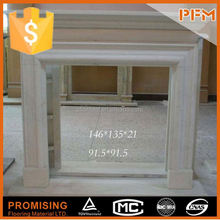 Best selling Exclusive italian fireplace mantel