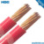 cable 120 mm2 aluminio thwn europeo Electrical cable 105 temperature PVC insulation Nylon jacket price
