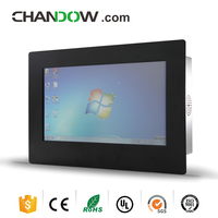 Cheap price fanless 7 embedded industrial pc manufacturers in china