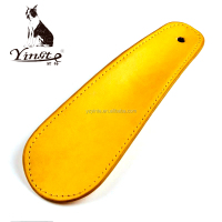 Yangzhou Yingte latest product leather shoe horn,decorative shoehorn,decorative shoe helper