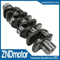 Auto Engine Crankshaft MD10260 for Mitsubishi 4D56