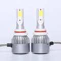 360 degree lighting H1 H4 H7 H13 9005 9006 36w car headlight bulbs with CE Rohs IP67