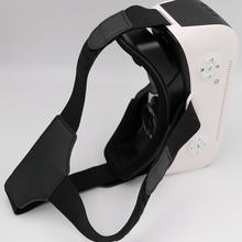 high quality 3d glasses virtual reality 360 video different from normal VR headset watching TV online