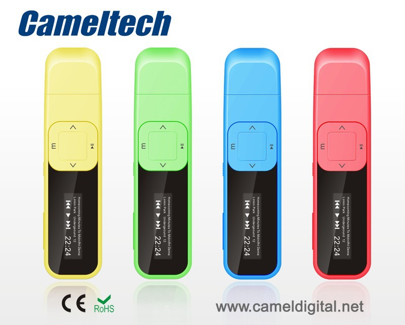 Promotional Gifts A B Repeat Function Mini MP3 Player With Cheap Price