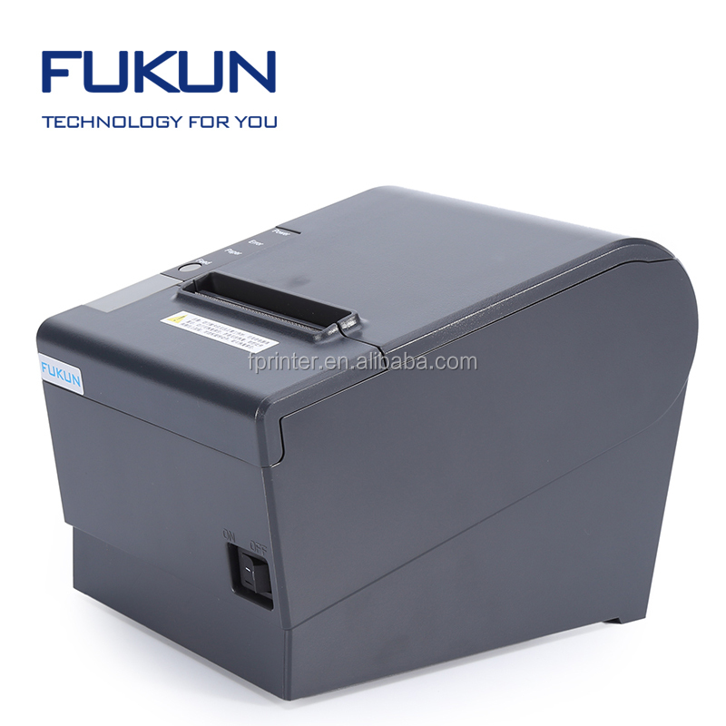 80mm thermal receipt barcode printer with eco-friendly advantage