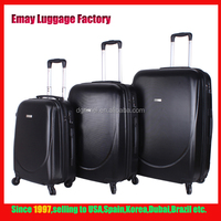 Hot Sale Low Price 4 Wheels ABS Trolley Luggage Case