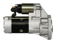 Top quality rebuilt 12V auto starter motor for Nissan Lift Trucks OEM: 23300-80G00 Lester: S13-106B Engine: TD27