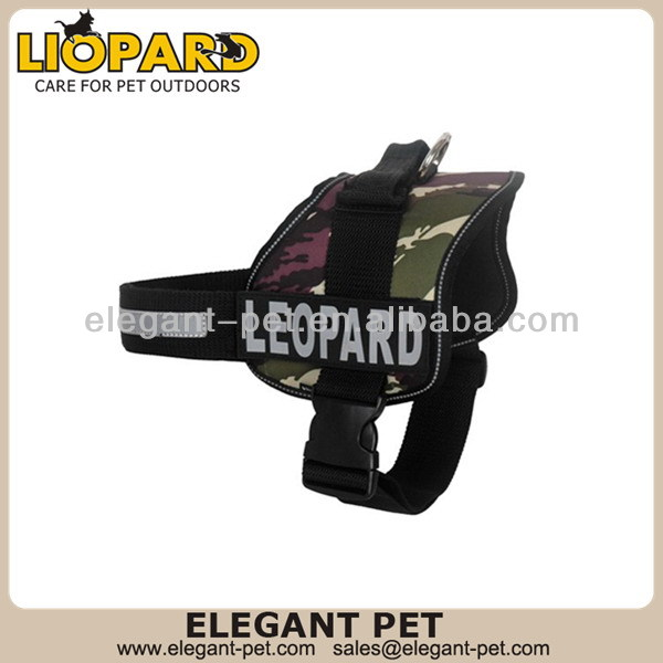 Best quality most popular best quality big dog leash and harness