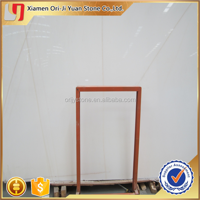 White faux marble slab/white marble tile buy chinese products online