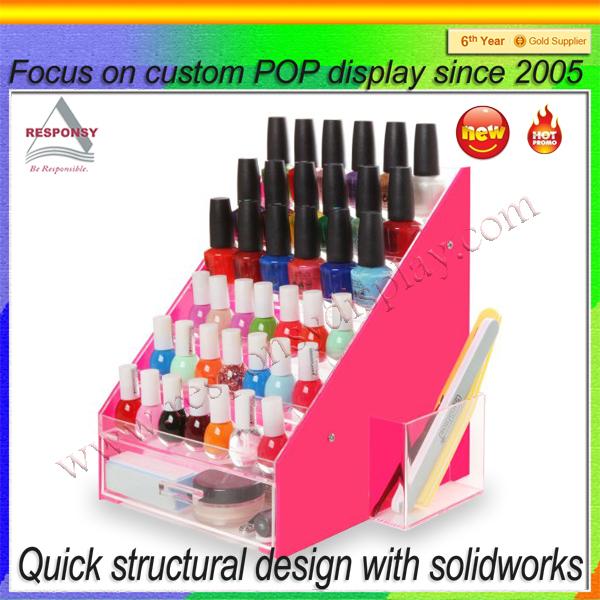 Countertop Lip : Fashionable Countertop Lip Balm Box Display Acrylic Case - Buy Lip ...