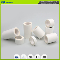 KLIDI Small Order Available China Best Quality Adhesive Non-Woven Surgical Paper Tape Roll