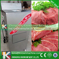 OEM/ODM supply type stainless steel goat meat cube cutting machine for beef, pork,chicken, mutton