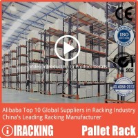 Steel Coil Storage Rack (IRA)