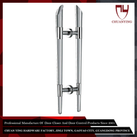 Wholesale Exterior Pull Fire Rated Stainless
