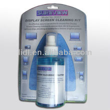 Alcohol & Ammonia Free Screen Cleaning Kit (Apple iPad, Apple iPad 2, iPod, iPod Touch, PSP, Nintendo 3DS, DS, DSi,