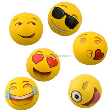 Promotional Gifts pvc balls inflatable emoji beach ball