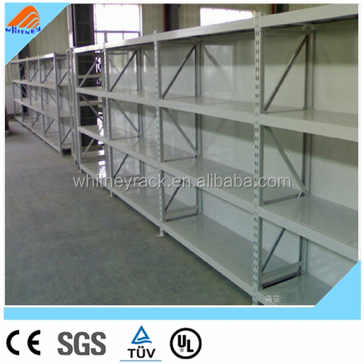 china warehouse high quality low cost medium duty steel rack for storage