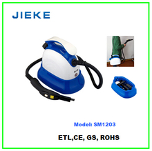 2017 NEW cleaning machine with attachment for stain removal and handheld shoulder carried portable jet steam cleaner