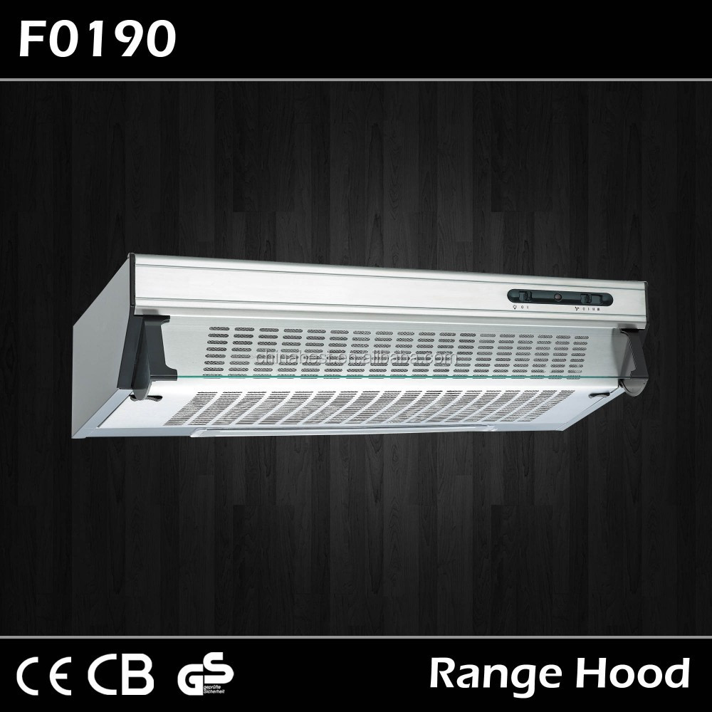 Powerful Ultra Thin Kitchen Aire Range Hood Parts F0190