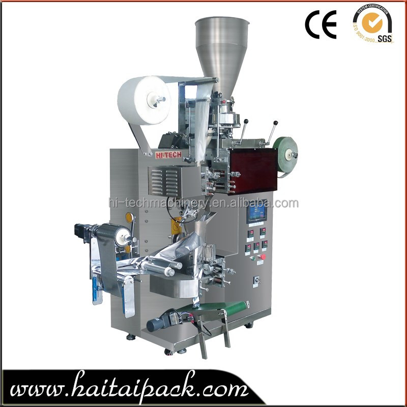Plastic packing material tea bag packing machine Maker , Automatic tea bag packing machine