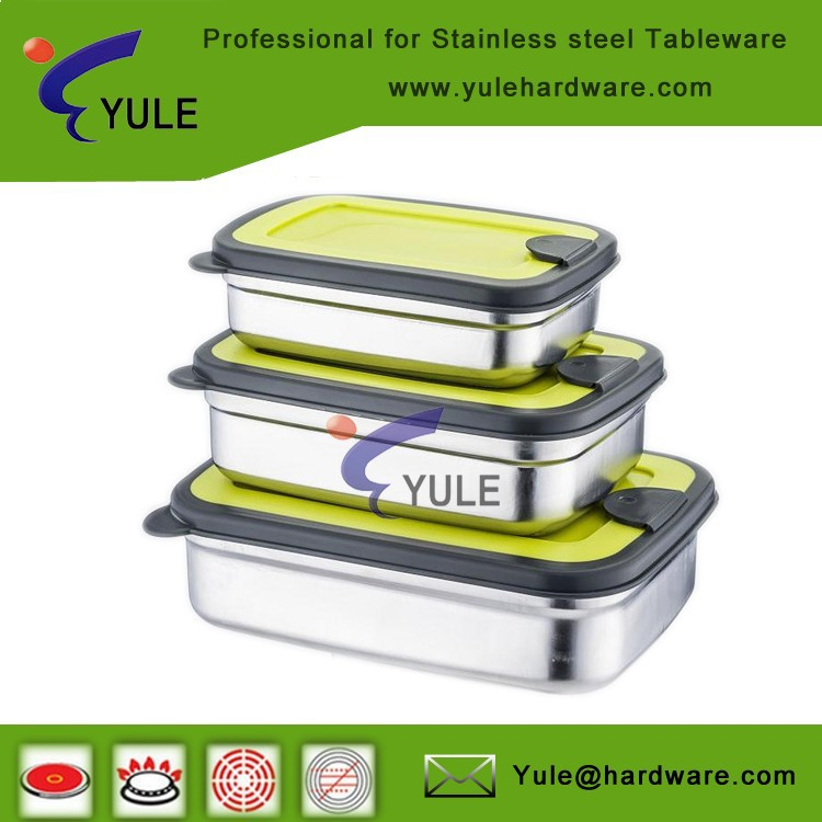 2015 Best Selling Heat Insulating adult lunch boxes for easy carry take away