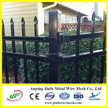 professional prefabricated steel security fence designs for steel fence