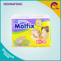 Premium Quality Molfix Baby Diaper Supplier in Quanzhou