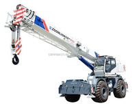 Hot Sale Series ( ON STOCK) --55t Rough-terrain Crane ZOOMLION RT55