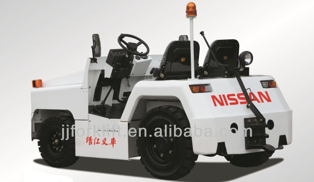 Aircraft Tow Tractor for airport QCD25-KM China Tractor for sale forklift truck