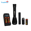 TrustFire 7 x XM-L2 LED Flashlight 8000 Lumens LED Flashlight Torch Zoomable Waterproof Tactical Flashlight