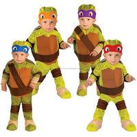 party city halloween carnival costumes Teenage Mutant Ninja Turtle Costume Baby Toddler TMNT Halloween Fancy QBC-8970