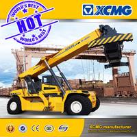 XCMG 45 ton port reach stackers container reach stacker XCS45