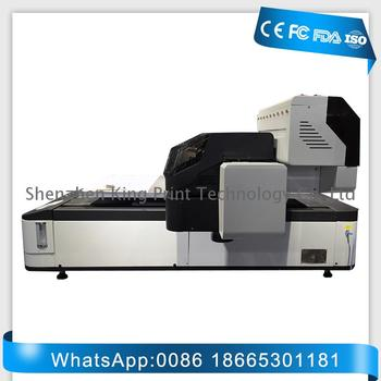Hot Sale cheap a4 eco solvent pvc plastic id card printer