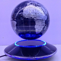 New Invention ! Maglev floating Globe for Promotion Gift ! mini bonsai